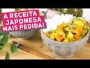 A COMIDA JAPONESA MAIS PEDIDA DO CANAL! Karê Karaguê - Receitas de Minuto 390
