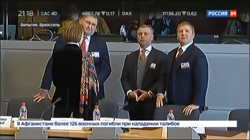 Какой-то странный хахло-покемон показывает на пальцах,что у него готово для компромисса с Газпромом по транзиту газа. 21.01.19г
