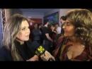 Адриана в интервью о Нечестной игре для Canal Brasil