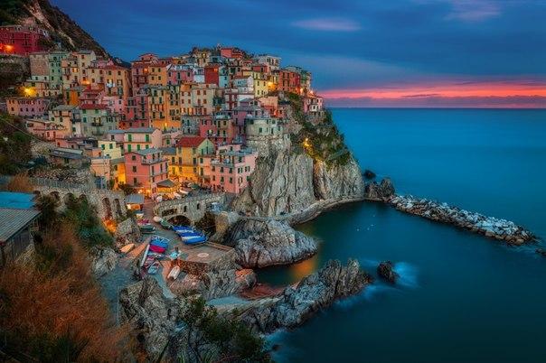 Яркая, красочная, всегда разная Италия
