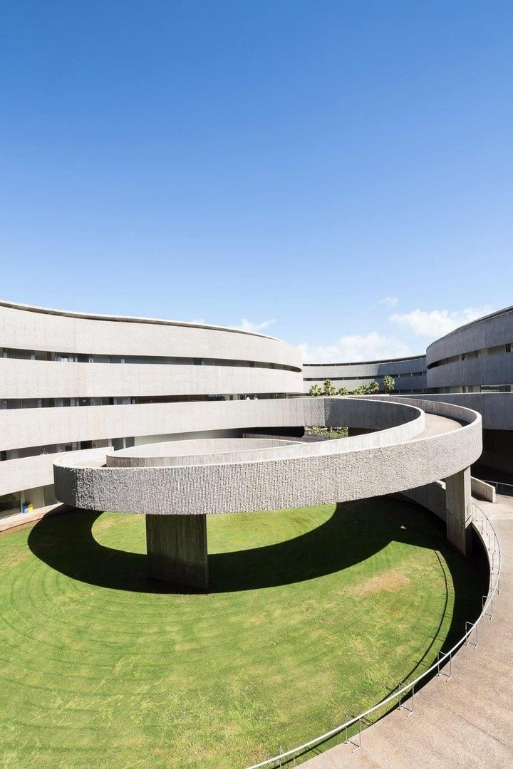 Факультет изобразительных искусств Университета Ла-Лагуна в Испании