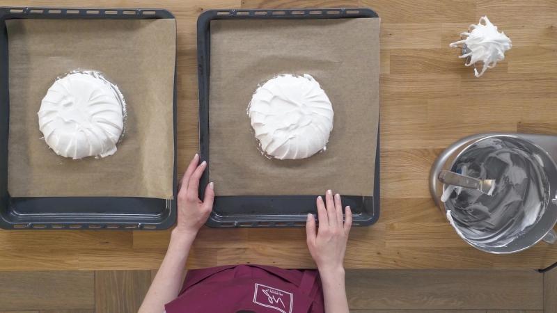 Часть 2. Как готовить торт Павлова