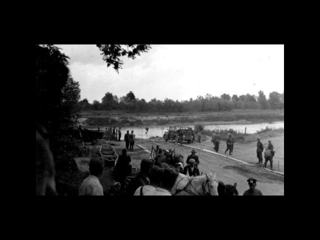 Первые дни войны Вечером 21 июня 1941 года я прибыл к месту службы, в бывший польски...