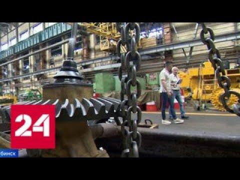 Легенда Челябинского тракторного завода самый старый работник предприятия в цеху больше 50 лет …