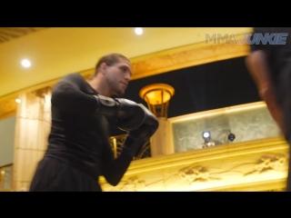 UFC 226_ Brian Ortega open workout