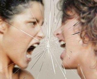 Возникновение подавленной злости