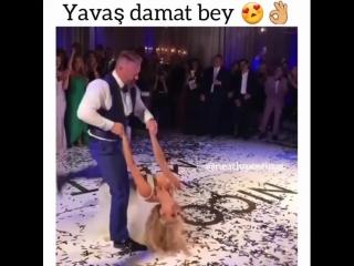 Очень крутой свадебный танец, кто повторит