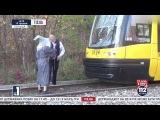 В Польше Гендальф останавливает трамвай  - сюжет телеканала
