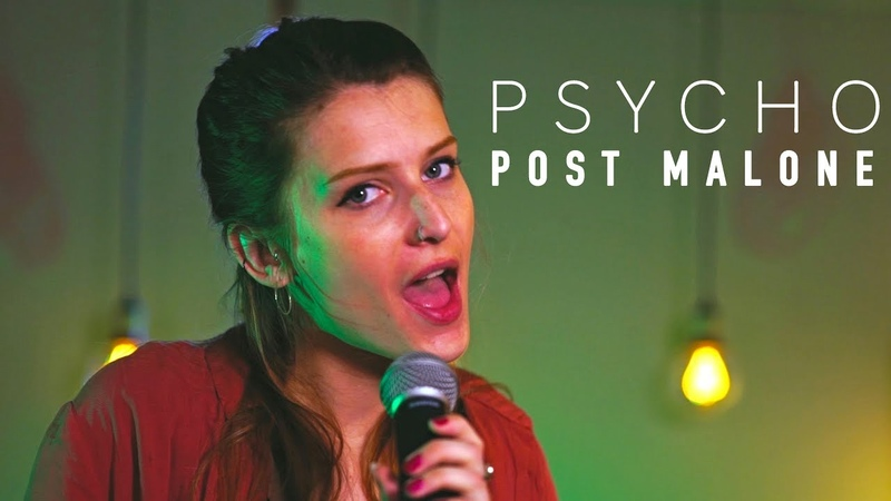 POST MALONE - PSYCHO (ROCK cover by ANKOR)