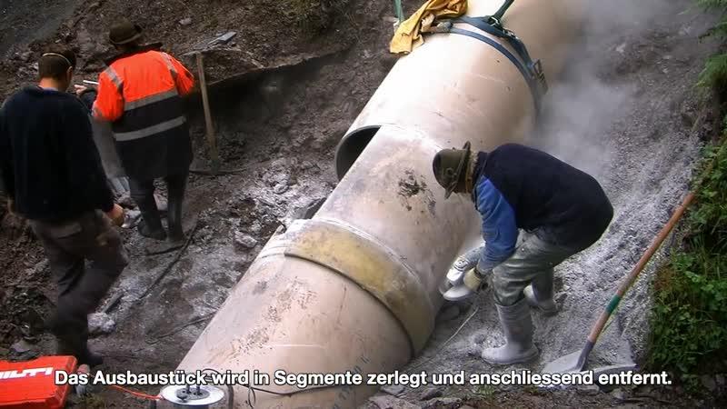 Kraftwerk Tobel inkl. Sub