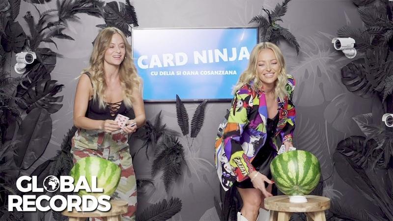 Delia vs Oana Cosanzeana ⚡️ Card Ninja x GlobalREC