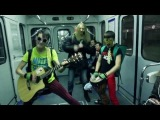 Pamby - Хорошие Люди (в метро) HD