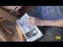 Нож Bushcraft D2 от AtroposKnife обзор и тест