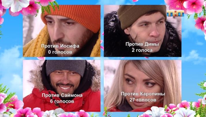 Шоу «Естественный отбор» от 19.01.19