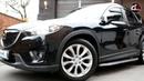 Полировка и защита кузова Mazda CX-5 nanolex Sid3D