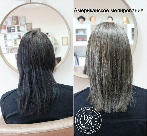 Как выйти из чёрного цвета волос