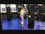 Никита Субботкин (FIGHT CLUB CLINCH) - тренер карате-киокусинкай