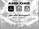 And One - An Alle Krieger