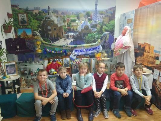Юные обучающиеся одной из школ района Люблино посетили музей «Чудеса Средиземноморья»