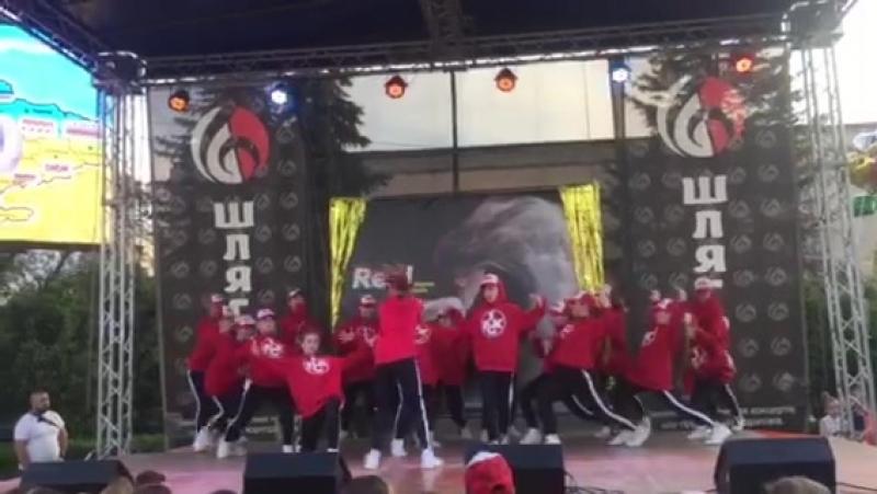 Звітний Концeрт RDS хіп хоп старші