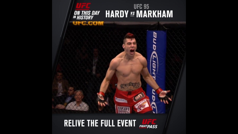 On This Day in 2009: Hardy vs. Markham