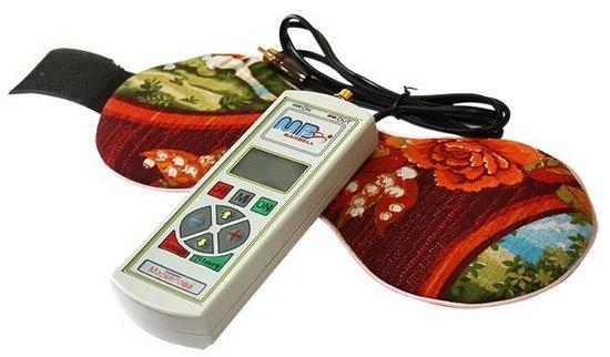 массажер для тела электрический скарлет