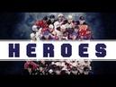 Heroes (NHL 2018-2019 Season Hype Video)