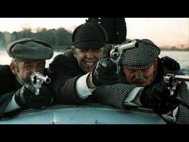 Приключения Шерлока Холмса и доктора Ватсона. Фильм 4. Сокровища Агры. Серия 2 (1983) — детективный сериал на Tvzavr