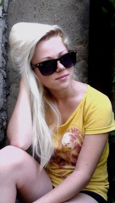 Анастасия Викторовна, 20 февраля 1995, Санкт-Петербург, id25814751