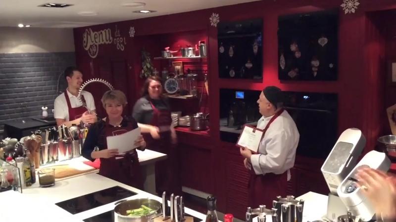 Bauer Media в кулинарной академии Del Gusto