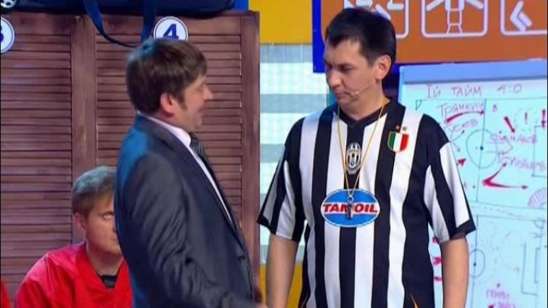 Пал Палыч отвечающий за безопасность матча Отрывок из Уральских пельменей
