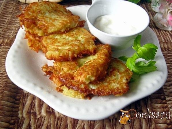 оладьи картофельные рецепт с отзывами отзыв Вертикаль