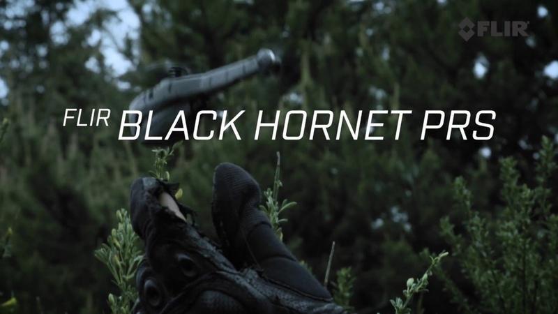 Introducing the FLIR Black Hornet 3