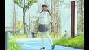 【中国人が日本の曲で踊ってみた】45秒【毛巾】【初音ミク GUMI】