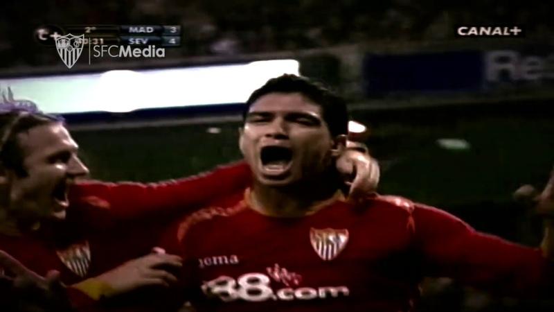 Y Renato puso el 3-4 la última noche mágica de Liga en el Bernabéu