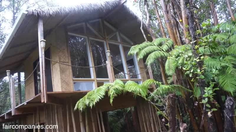 Building your own Hawaii minimal house for a vacations cost