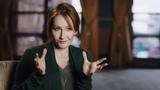 J.K. Rowling Fantastic Beasts The Crimes of Grindelwald set press soundbites