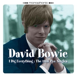 David Bowie альбом I Dig Everything: The 1966 Pye Singles