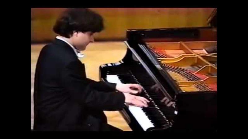 ALEXEI SULTANOV Chopin Grande Valse brillante Op 18 №1_13th Chopin Competition_1995