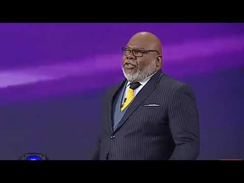 TD Jakes 2018 - From Graves To Grace - Sep 22, 2018
