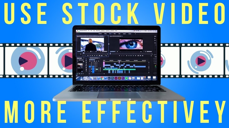 3 Tips to Use Stock Footage More Effectively