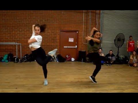 Maddie Ziegler Charlize - New Dance 14/04/2018 - Choreographed by Brian Friedman