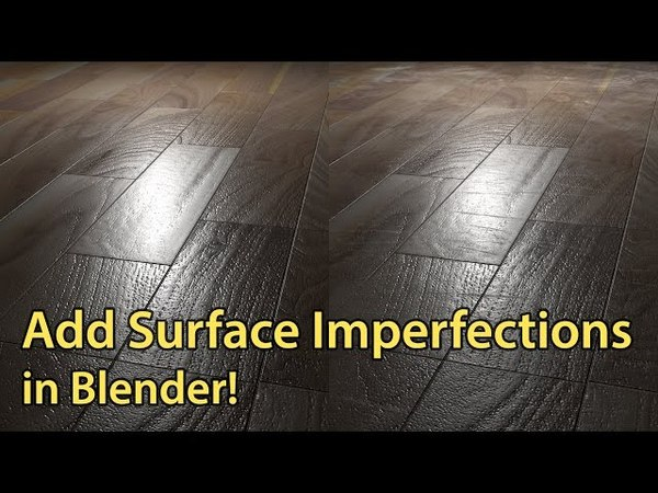 How to add dirt and smudges to materials in Blender