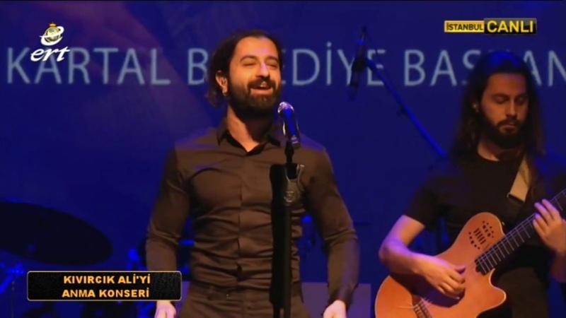 Koray Avcı - Asi Ve Mavi - Kıvırcık Ali Anma Konseri Canlı Sahne Kaydı - 2019