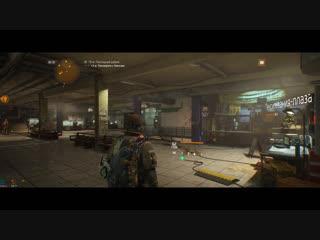 Tom Clancy's The Division - Ночной забег в Выживание... [2K-Ultra Settings, 1080 Ti, 8700K]