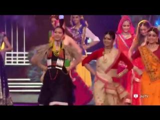 Madhuri Dixit's Dance I fbb COLORS FEMINA MISS INDIA 2018.mp4