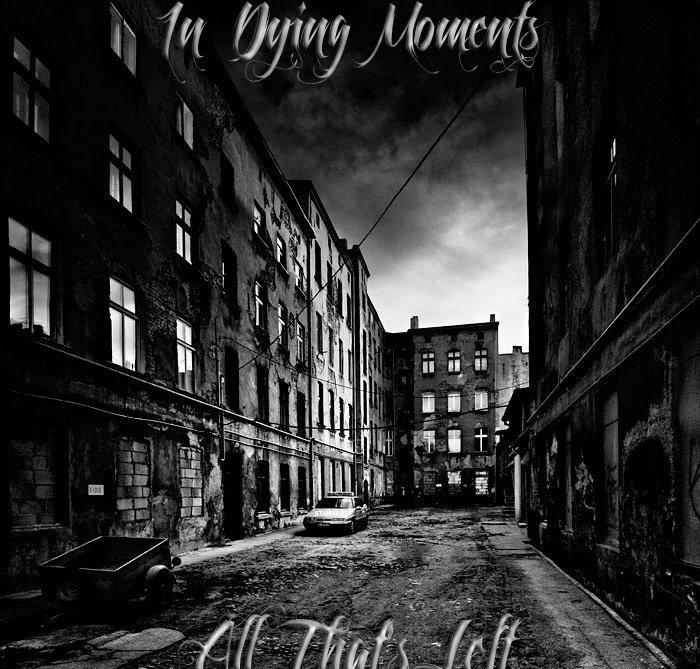 In Dying Moments - All That's Left (2012)