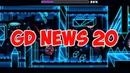 НОВОЕ ПРЕВЬЮ УРОВНЯ RAGNAROK! CATACLYSM 2! GD NEWS 20