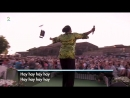 Boney M medley Rasputin ⁄ Rivers of Babylon ⁄ Sunny ⁄ Daddy сool - Allsang på Grensen 2014