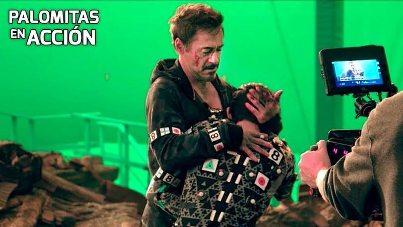 Avengers: Infinity War – Efectos Especiales (Extra)